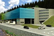 Vedení radnice v Peci pod Sněžkou musí upravit plán investic. Dopravní terminál, jehož stavba začala v srpnu, však dokončí.