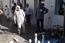 Dne 6. září se v městysi konal devátý ročník Sportovních her, jejichž pořadatelem je organizace Domov pro seniory Pilníkov.
