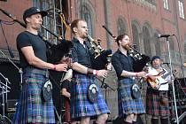 Skotské hry provoněla limitovaná edice české whisky.