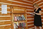 Také Vrchlabí už má svou knihobudku.