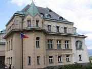 Oslavy 100 let založení Československé republiky ve Vysokém nad Jizerou.