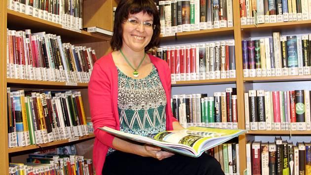 MARKÉTA TUČKOVÁ je tváří batňovické knihovny. Ve zrekonstruovaném prostředí pracuje už od roku 2009.