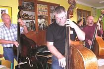 Koncert z blugrassové dílny poslouchali lidé živě i v Irsku