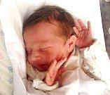 MARKUS VOŇKA se narodil Kláře a Martinovi 11. dubna ve 22.32 hodin. Vážil 3,12 kg a měřil 49 cm. Doma v Trutnově už na sourozence čeká také sestřička Nela.