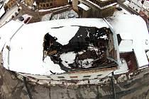 Hostinné zbourá budovu bývalé sodovkárny
