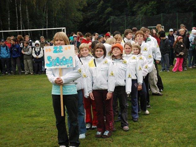 Olympiáda základních škol z úpského údolí