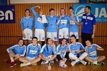 Basketbalové juniorky Trutnova si podmanily domácí turnaj.