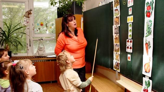 Začátek školního roku ve Vrchlabí