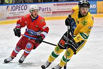 Dvorští hokejisté byli v utkání s Novou Pakou neustále o krok napřed.