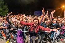 Další ze série Krkonošských koncertů se odehrál v Jilemnici.