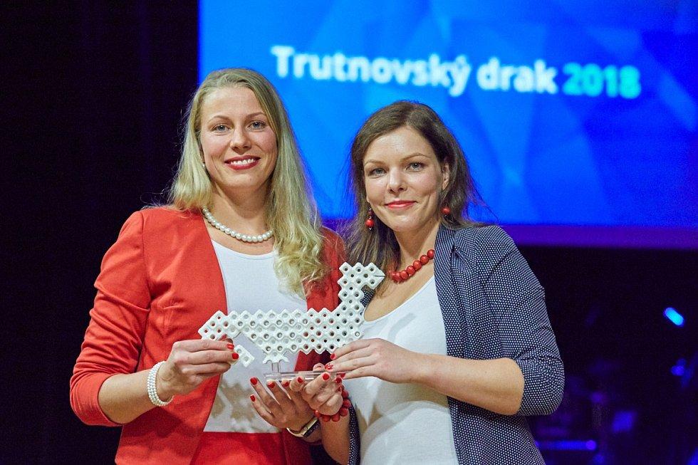 Sladký Tečky sester Hindrákových ovládly Trutnovského draka. Byly nominované hned třikrát, vyhrál v kategorii Nejlepší propagace a marketing.