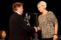 Vyhlášení nejlepších sportovců města Vrchlabí za rok 2012