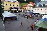 Malé Svatoňovice si připomněly výročí poutního místa u Studánky