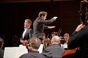 Tenor Petr Nekoranec oslnil trutnovské Uffo. Doprovázel ho Symfonický orchestr Českého rozhlasu, který dirigoval Američan William Kelley.