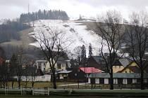 Mladé Buky - skiareál