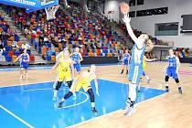 Basketbal U19: USK Praha - Kara Trutnov.