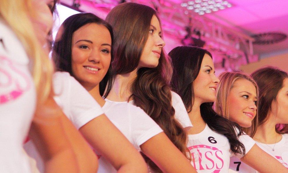 Semifinále soutěže Česká Miss 2015, Špindlerův Mlýn