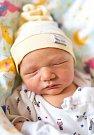 HONZÍK ČAPEK se narodil Bohumile a Miroslavovi 6. listopadu v 16.13 hodin.Vážil 3,83 kilogramu a měřil 50 centimetrů. Doma v Martinicích už čeká i sestřička Štěpánka.
