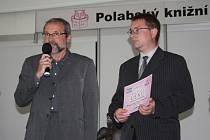 Polabský knižní veletrh.