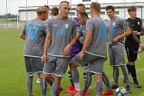 Vrchlabští fotbalisté v letní přípravě válí. Bude se jim dařit i v Trutnově?