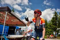 V sobotu se jel 8. ročník Krakonošova cyklomaratonu v silniční cyklistice.