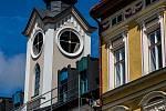 Historická věž bývalé radnice ve Svobodě nad Úpou z roku 1869 prochází důkladnou rekonstrukcí. Budovu staré radnice město přestavuje na sociální byty.