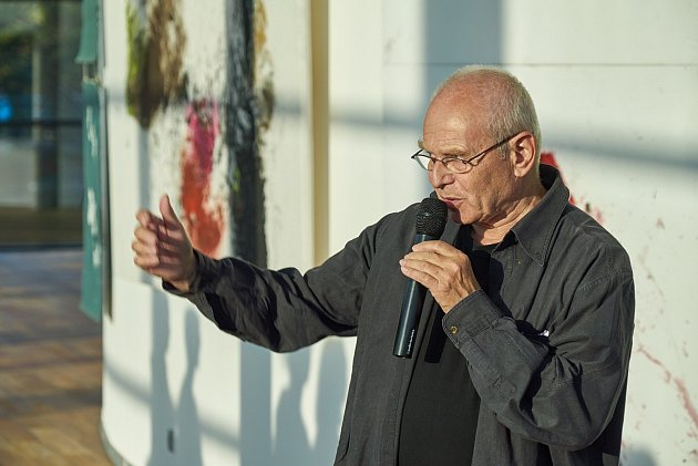 V Galerii Uffo představuje Miloš Šejn projekt Opera Corcontica
