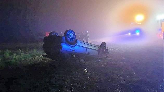 Tragická nehoda u Slemena