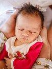 VIOLA ŠUBRTOVÁ se narodila Kateřině a Radkovi 19. března ve 2.07 hodin. Vážila 3,37 kilogramu a měřila 49 centimetrů. Doma v Jilemnici už čeká i sestřička Beáta.