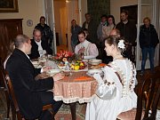 Návštěvníci hradu sledovali příběh Antonína Haasche