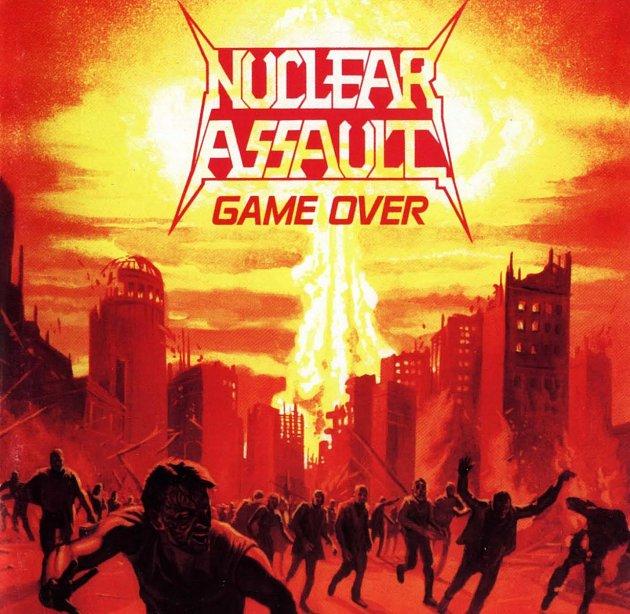 Legenda trash metalu, americká kapela Nuclear Assault řekla Evropě sbohem vprosinci 2015vEindhovenu. Vsobotu se vrací, vystoupí na trutnovském festivalu Obscene Extreme.