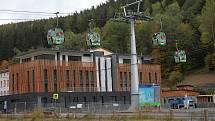 Rezidence Rotterovka v Hořejším Vrchlabí přímo u lanovky poskytne 22 bytů.