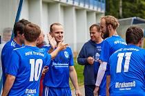 Fotbalisty Trutnova na úvod sezony čeká soupeř z Horek nad Jizerou.