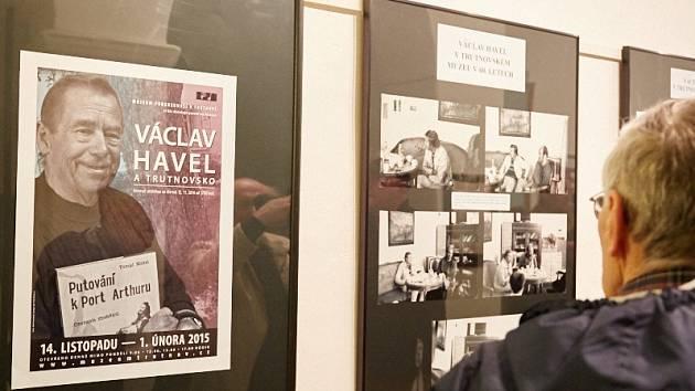 Václav Havel a Trutnovsko