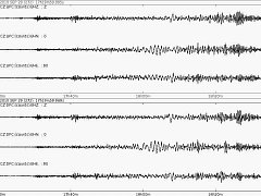 Zemětřesení zachytili také v Úpici