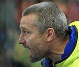 Respektovaný slovenský odborník Ernest Bokroš (na snímku) přivedl zlínské hokejisty v roce 2004 k vysněnému mistrovskému titulu.
