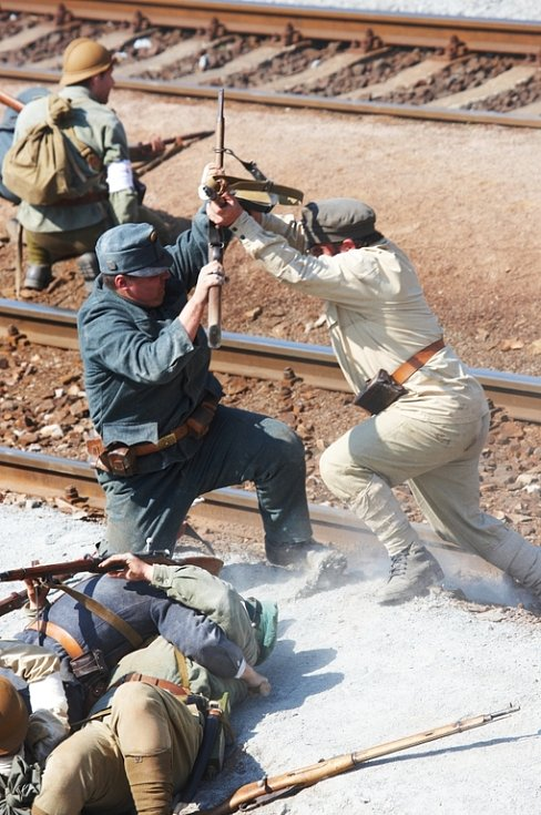 Vojenská bitva v Malých Svatoňovicích