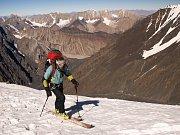 Výprava horolezců z Krkonoš se vypravila v roce 2016 s lyžemi na expedici Nošak na vrchol Afghánistánu (7492 m).