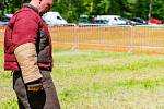 Globalring je mladý kynologický sport, který vznikl v Belgii. V sobotu se konal 2. ročník závodů v Rudníku.