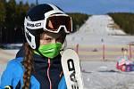 Zahájení lyžařské sezony v Malé Úpě v pátek 18. prosince.