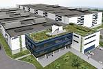 Bude růst na zelené louce v průmyslové zóně Zboží dál jen tráva nebo tam Karsit konečně postaví továrnu?