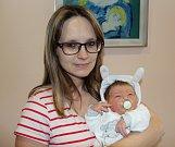 LUKÁŠ DRÁPALÍK se narodil 18. prosince ve 4.00 hodin Andree a Petrovi. Vážil 3,58 kg a měřil 51 cm. Doma ve Vítězné – Komárově už na brášku čeká i sestřička Nikol.