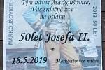 Markoušovice oslavovaly císaře Josefa II.