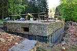V Temném Dole začala výstavba nové stanice krajské zdravotnické záchranky a výcvikového střediska.