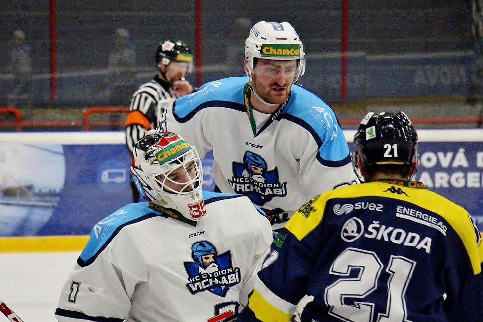 Naposledy hráli vrchlabští hokejisté v Šumperku.