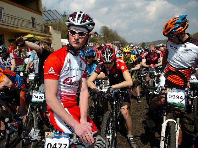 Ratibořický MTB maraton 2008