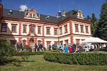 Uzavřené je také Krkonošské muzeum v Jilemnici.