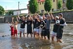Havlovický fotbalový pohár ovládl trutnovský tým Sůl a pepř.