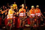 Big Band Univerzity ze Stuttgartu ve Vrchlabí