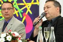 Tisková konference basketbalistek Kary Trutnov a firmy Kara Trutnov